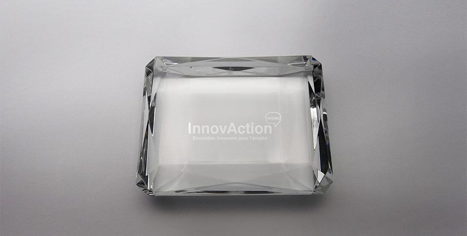Presse-papiers-verre- marquage-laser-impression-couleur-spica