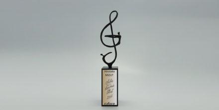 trophee-artisan-création-française-metal-bronze-pierre-marquage-laser-cle