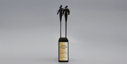 trophée-metal-bronze-pierre-marquage-laser-teamspirit