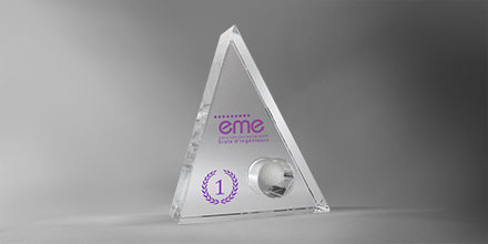 trophée-quartzgolf-verre-marquage-laser-impression-couleur-slider