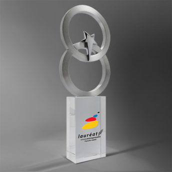 Trophée-selenian-anneau-étoile-verre-metal-marquage-laser-couleur-slider