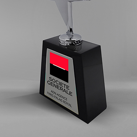 saphir 2018-popup-Trophée-verre-marquage-impression numérique-étiquette